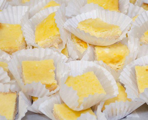 Almond Flour Lemon Bars