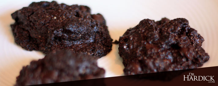 Paleo Mocha Chocolate Cookies