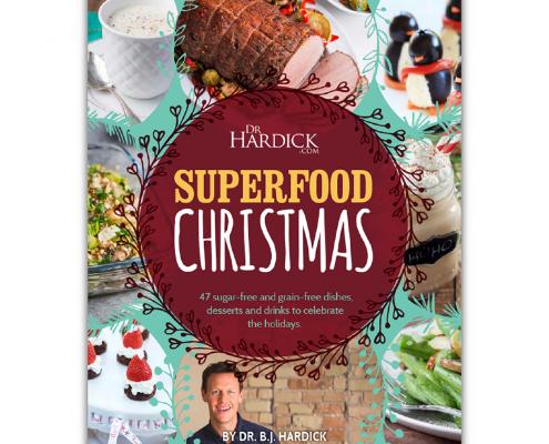 Superfood Christmas eBook