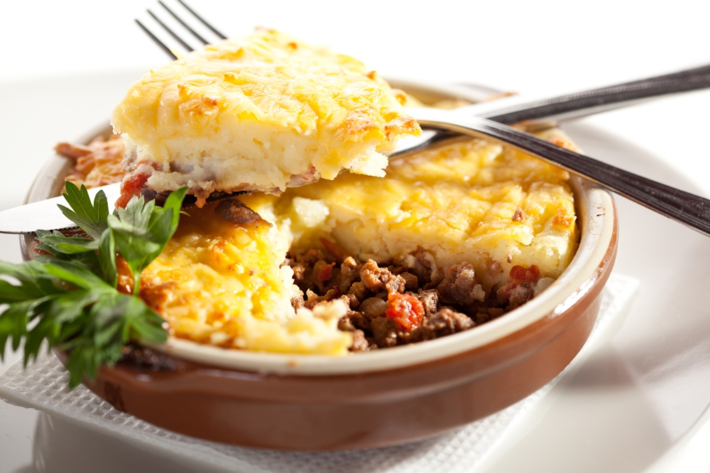 Maximized Shepherd's Pie