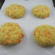 Chickpea Sweet Potato Burgers