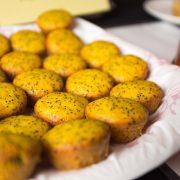 Lemon Poppy Seed Muffins
