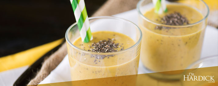 Coconut Turmeric Ginger Smoothie