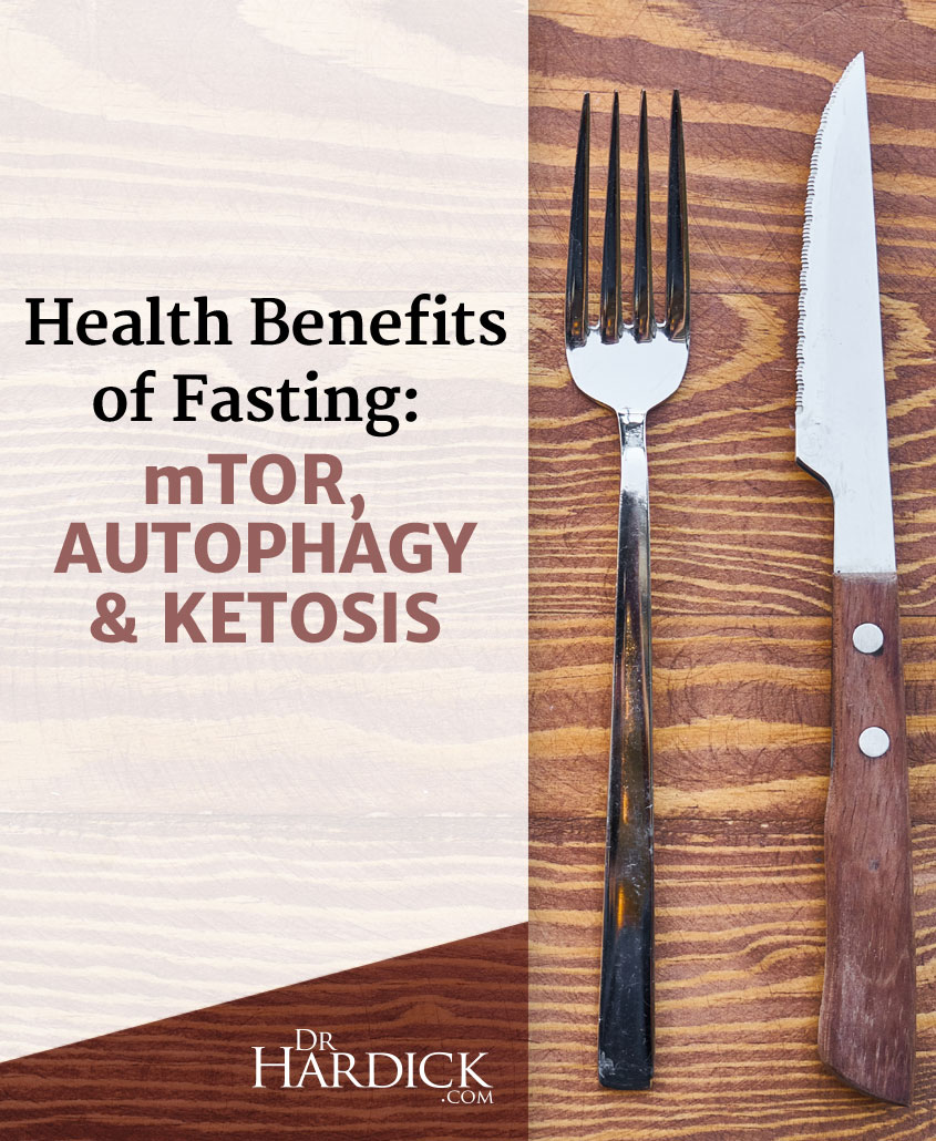 Health Benefits of Fasting: The mTOR Pathway, Autophagy & Ketosis
