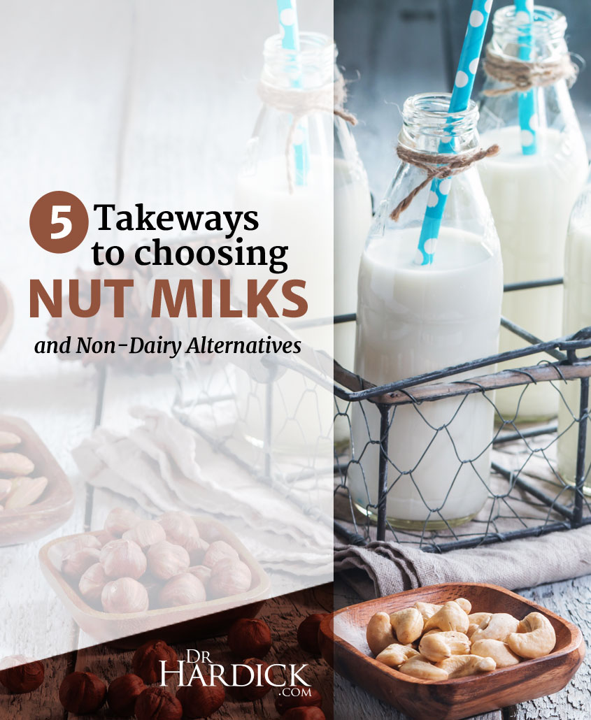The Best and Worst Milks Milk Alternatives
