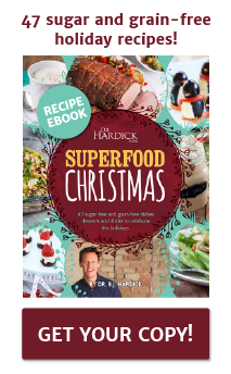 Dr B.J. Hardick - Superfood Christmas EBook