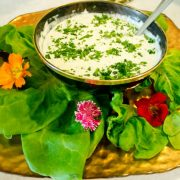 Raw Vegan Ranch Sauce