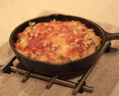 Superfood Wild Salmon Casserole