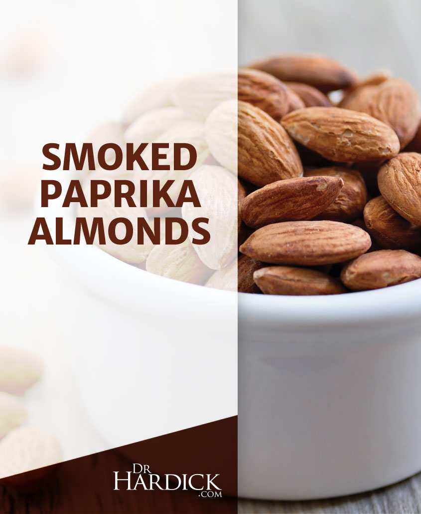 Smoked Paprika Almonds