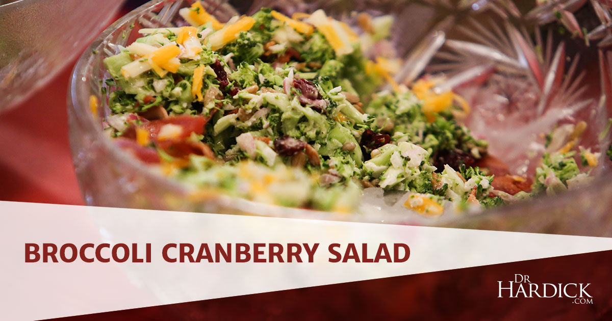 Cranberry Salad Old Fashioned