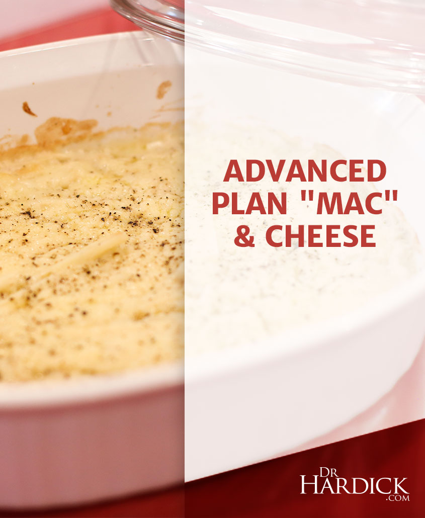 Advanced Plan Mac and Cheese