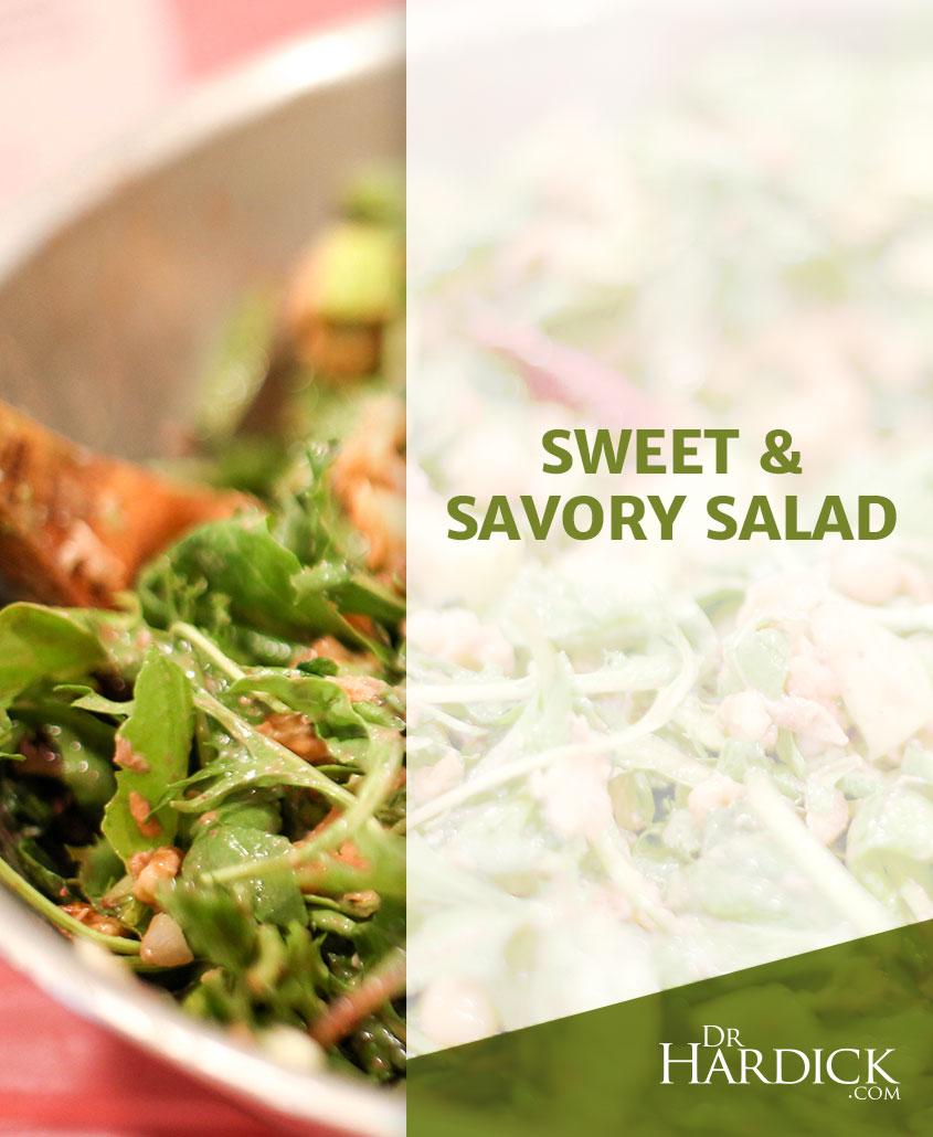 Sweet & Savory Salad