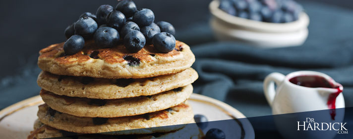 Maximized Blueberry Pancake Recipe