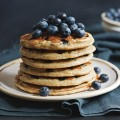 Maximized Blueberry Pancakes