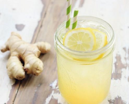 Ginger Switchel