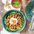 Moroccan Chickpea Salad
