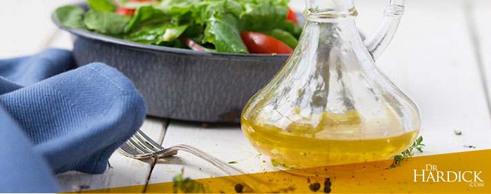 Alkalizing Apple Vinegar Dressing