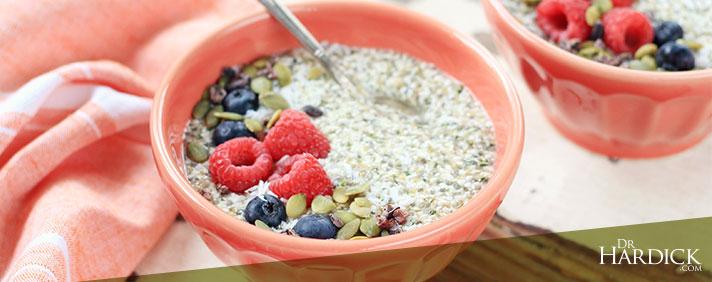 Coconut Hemp Porridge