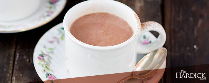 Coconut Milk Hot Cocoa
