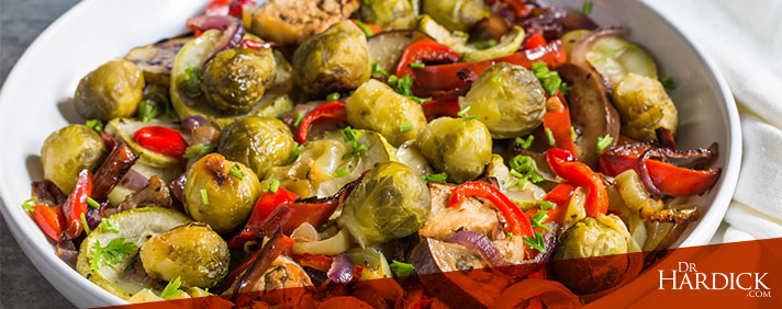 Double-Up Roasted Veggies