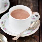 Coconut Milk Hot Cocoa