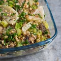 Grain-free Vegetable Nut Stuffing