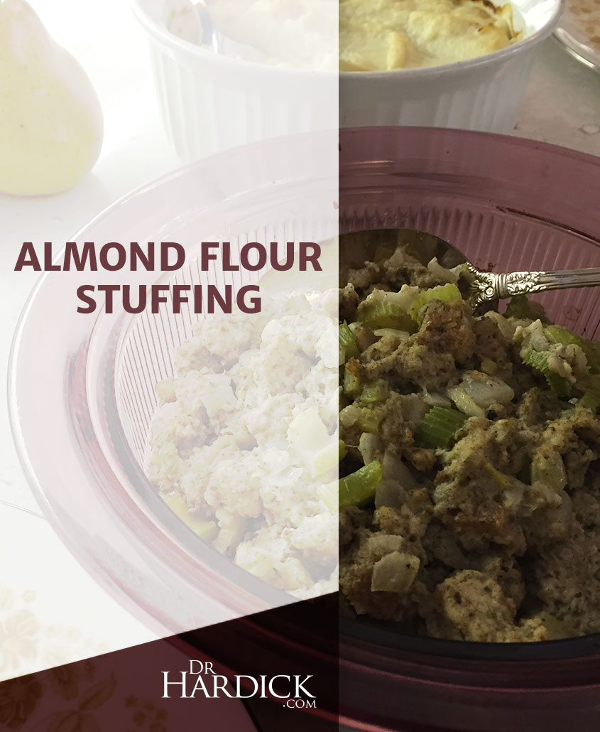 Almond Flour Stuffing