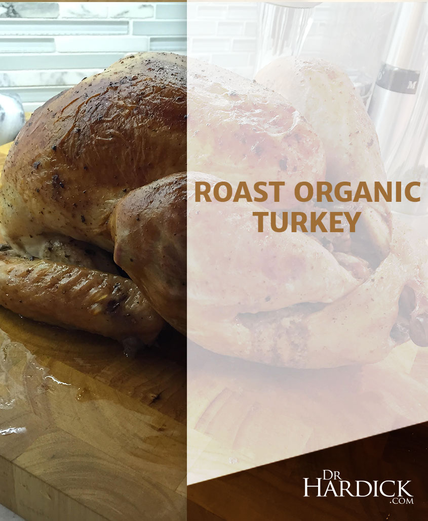 Roast Organic Turkey