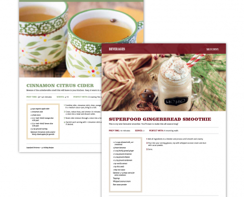 Superfood Christmas eBook