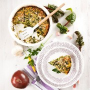 Crustless Quiche