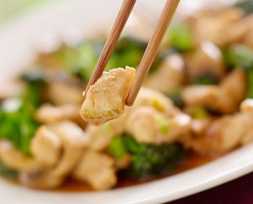 Thai Curry Stir Fry