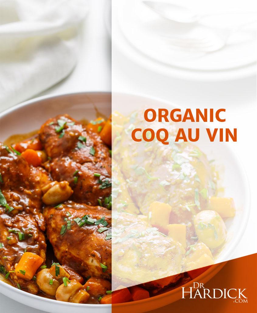 Organic Coq Au Vin
