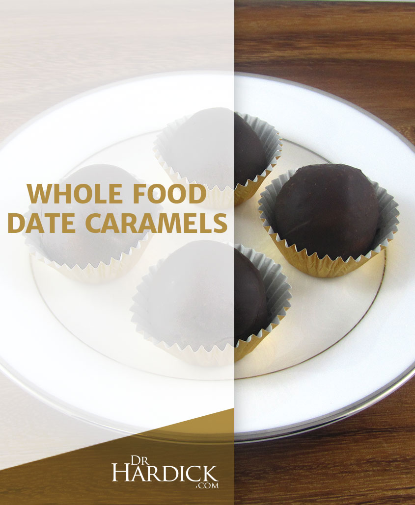 Whole Food Date Caramels