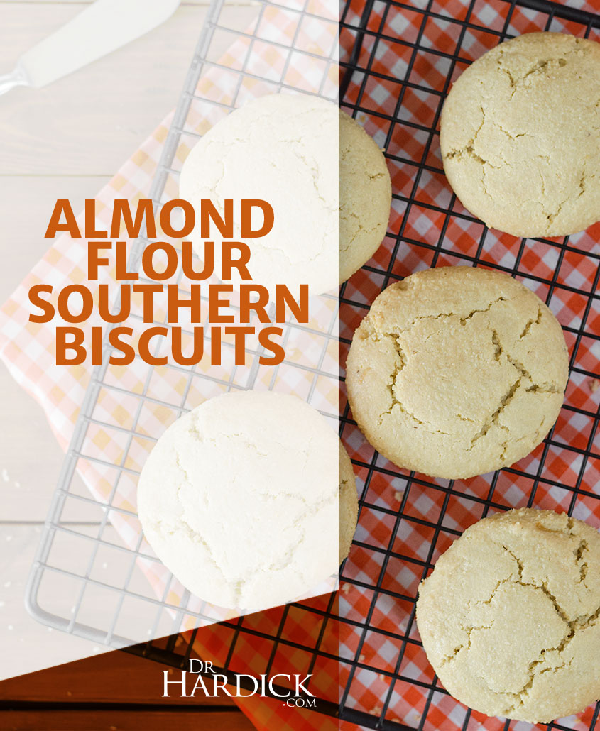Almond Flour Southern Biscuits
