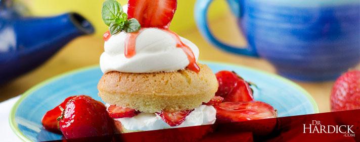 Maximized Strawberry Shortcake
