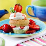 Maximized Strawberry Shortcake