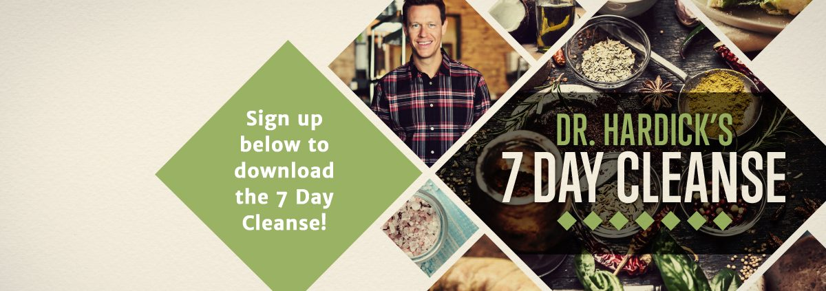 Dr. Hardick's 7 Day Cleanse eBook
