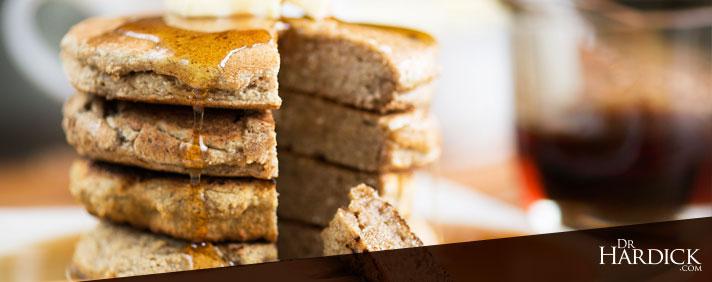 Tigernut Flour Pancakes - Grain free