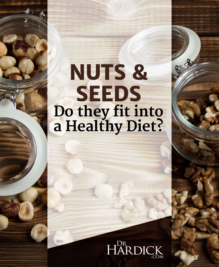 Nutritious Nuts, Seeds, & Healthy Dieting