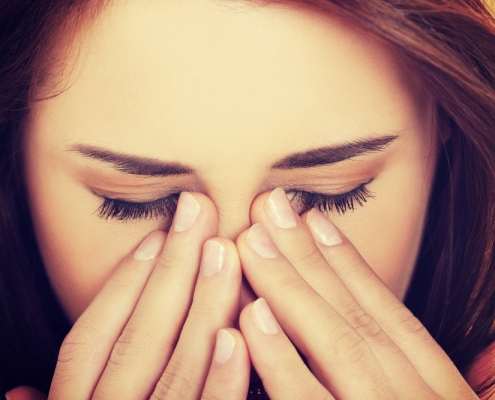 What You Need to Know About Sinus Infections: Symptoms + Relief