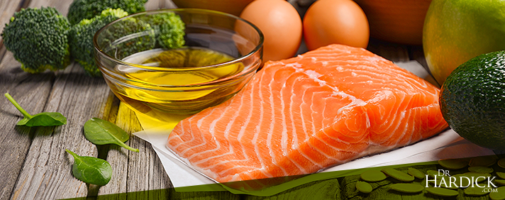 naturally cleanse your body with wild-caught salmon, organic eggs, olive oil, broccoli