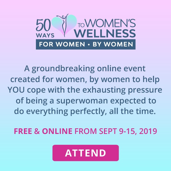 Women's Wellness Attend Banner