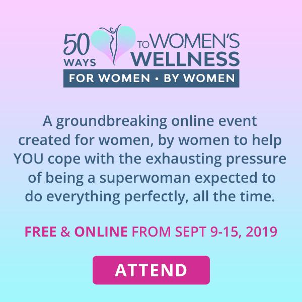 Women's Wellness Attend Banner