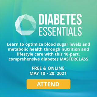 Diabetes Essentials Master Class Attend